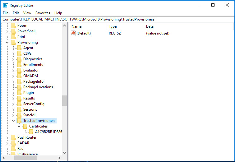 Apply a Provisioning Package Silently via MDT/SCCM